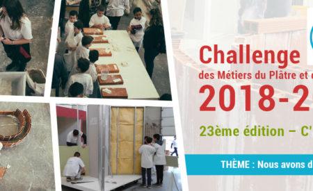 Le challenge APMP 2018-2019